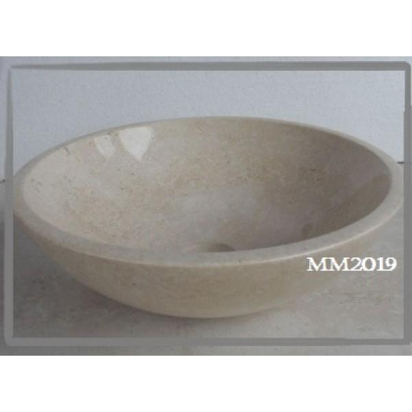 Раковина из мрамора MM2019