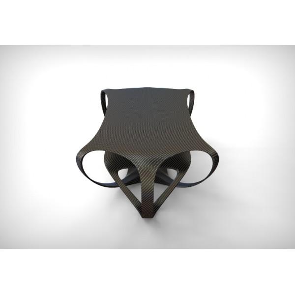 Журнальный столик AERO (Стекловолокно + Углеволокно)