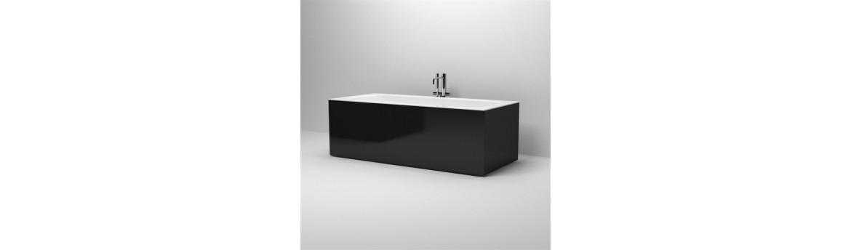 Черные ванны