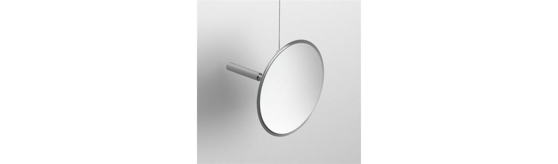 Косметические увеличительные зеркала для ванной комнаты