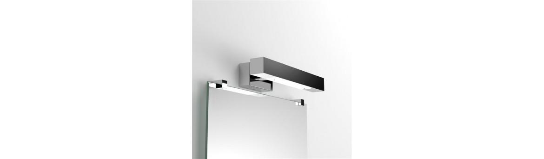 Светильники для зеркала в ванную комнату