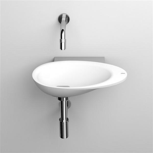Раковина овальная в ванную комнату 36 см (CL/03.10021)