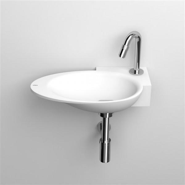 Угловая раковина в туалет (CL/03.10100)