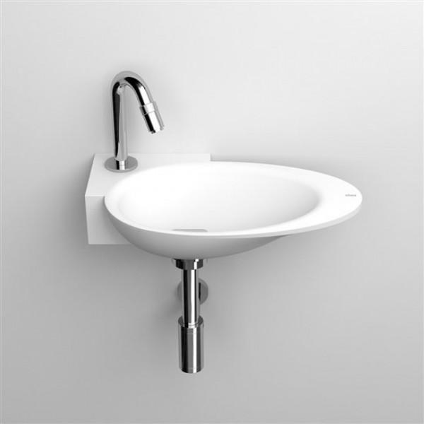 Маленькая раковина для туалета 39 см  (CL/03.10101)