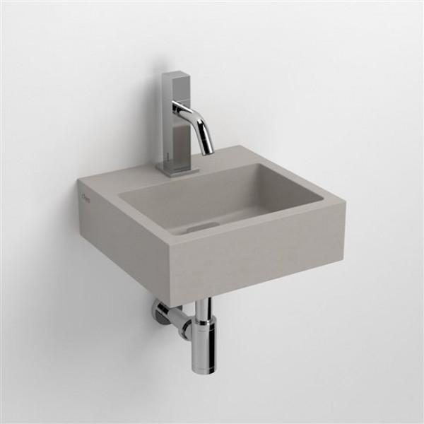 Раковина из бетона в ванную 28 см (CL/03.11010)