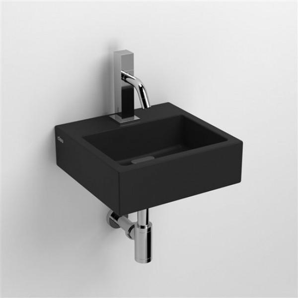 Рукомойник в туалет черный 28 см (CL/03.12010)
