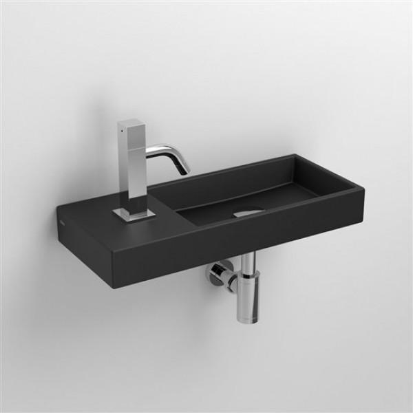 Мини раковина в ванную 45 см левосторонняя (CL/03.12234)