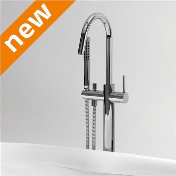 Отдельностоящий смеситель для ванной с душем (CL/06.04001.29)