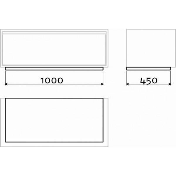 Основание тумбы 110 cm(CL/07.46.562.60)