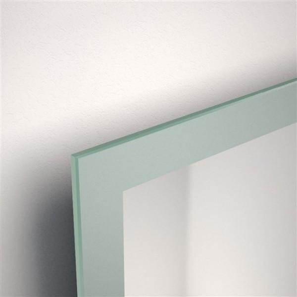 Зеркало c матированной фаской, 100*60см. (CL/08.03.021.03)