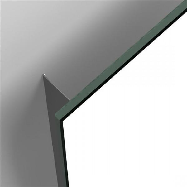 Комплект для скрытого монтажа зеркала 40*3,5см. (CL/08.04.007.40)