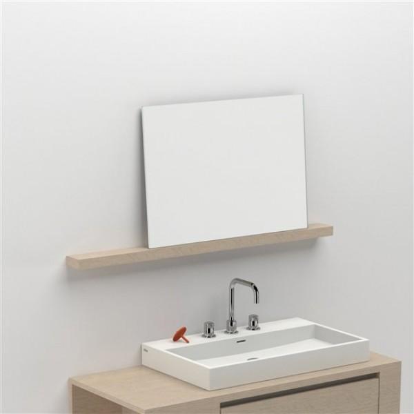Зеркало с полкой 110 см (CL/08.52.205.60)