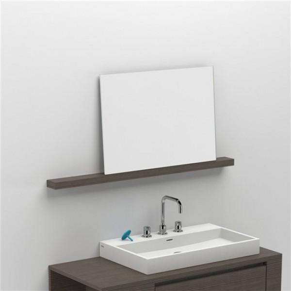 Зеркало с полкой 110 см (CL/08.52.205.61)