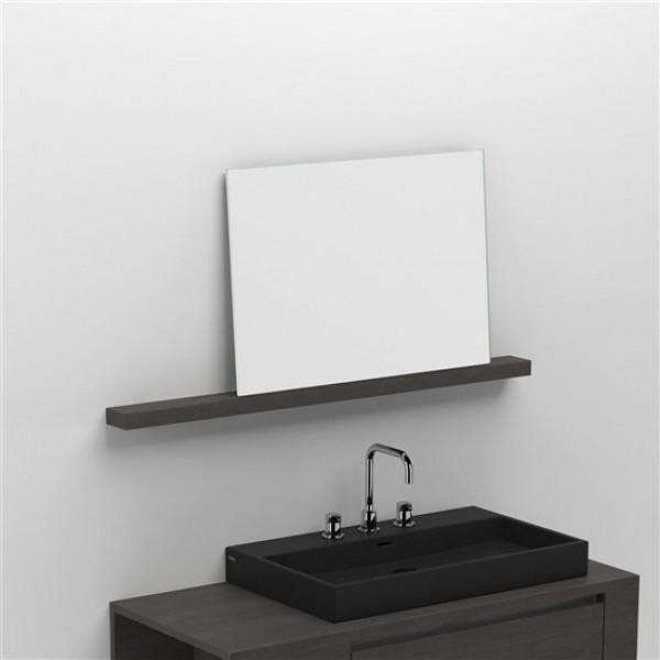 Зеркало с полкой 110 см (CL/08.52.205.62)
