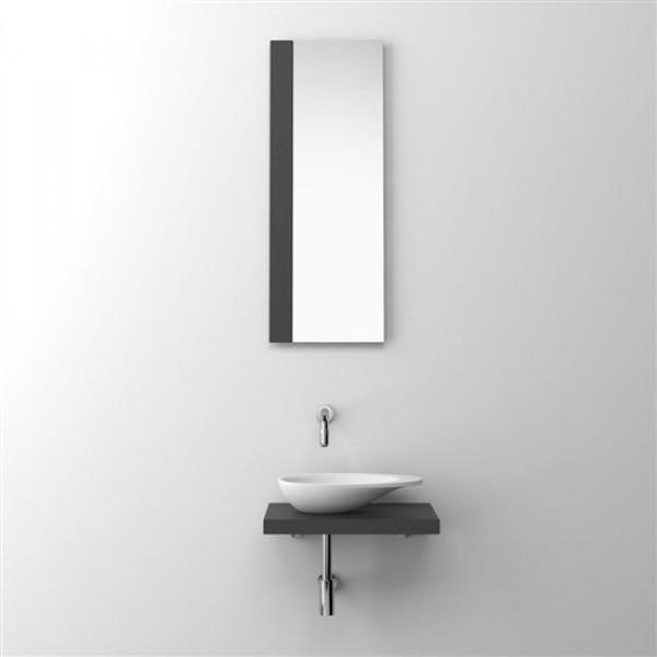 Зеркало с боковой вставкой (CL/08.91020)