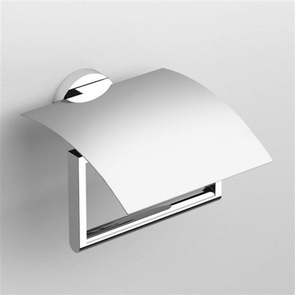 Держатель для туалетной бумаги с крышкой  (CL/09.02033)
