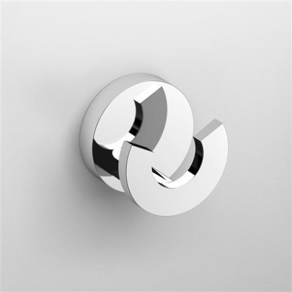Крючок для одежды, полотенец двойной (CL/09.02066)