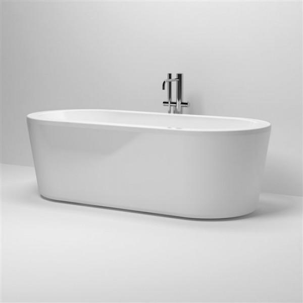 Ванна овальная на ножках акриловая белая (IB/05.40100)