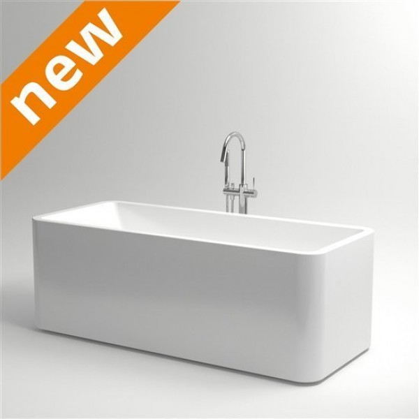 Ванна отдельностоящая CLOU с системой слив-перелив (IB/05.40106)