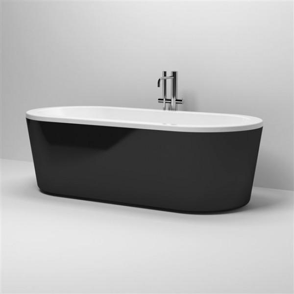 Ванна овальная отдельностоящая с переливом, со сливной гарнитурой 178 см (IB/05.40200)