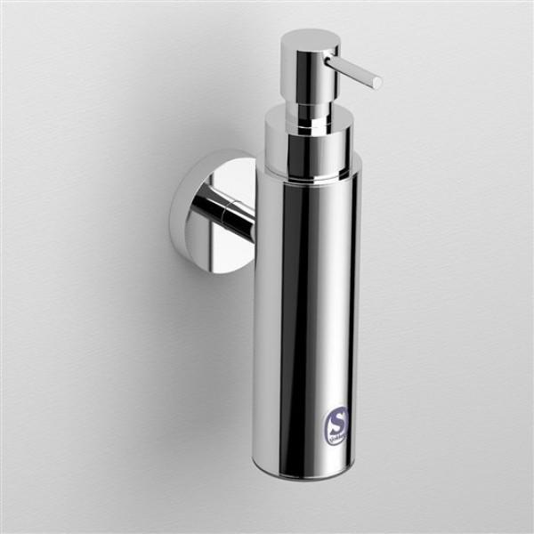Настенный дозатор для жидкого мыла 100 мл (SJ/09.26045.01)