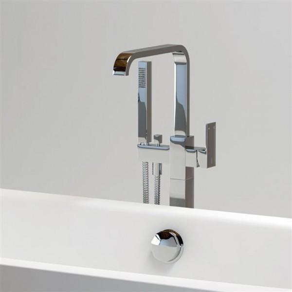 Смеситель отдельно стоящий с душем для ванной (CL/06.04003.29)
