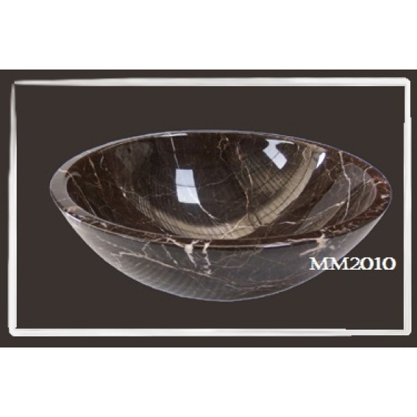 Каменная раковина MM2010